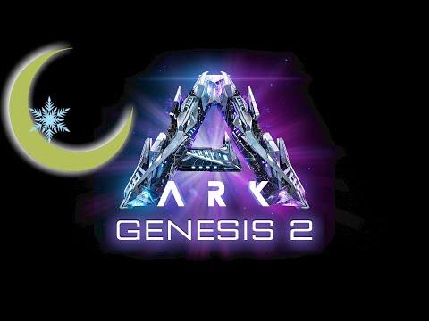 Live#9【ARK:G2】新生物ストライダー狙い 【公式PvE】【月冬】