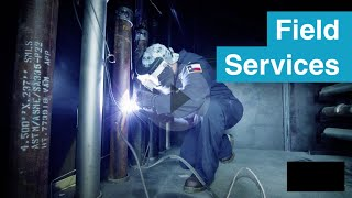 Field service for temperature applications | A global initiative by WIKA