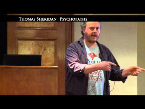 Financial Terrorism Exposed - Thomas Sheridan (Psychopaths in Public Life )