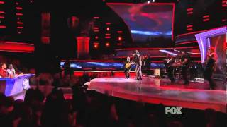 Constantine Maroulis Unchained Melody American Idol Performance in HD