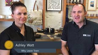 Why Leave Town Interview - Loft Furniture & Other Ideas