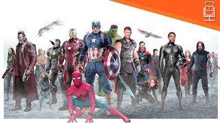 Avengers Infinity War Sebastian Stan Spoils MAJOR Scene