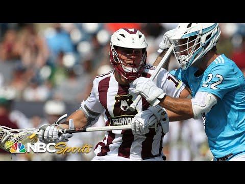 Premier Lacrosse League: Redwoods vs. Atlas | EXTENDED HIGHLIGHTS | NBC Sports