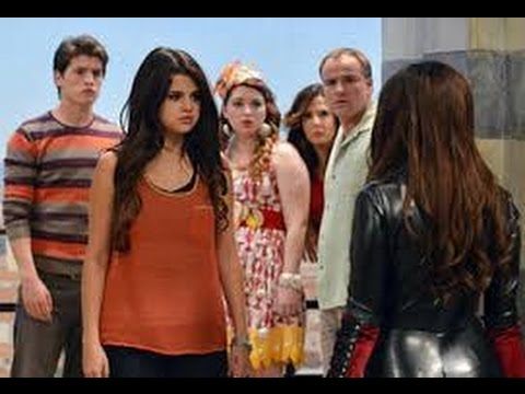 Wizards Of Waverly Place 4x06 Daddy's Little Girl