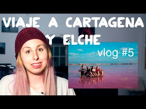 Viaje a Cartagena y Elche Vlog #5