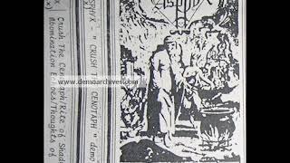Asphyx - Crush The Cenotaph 1989 version (Full Demo)