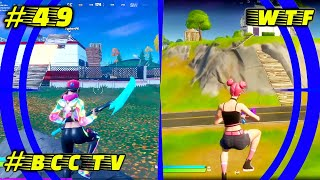 Fortnite Best Moments | Fortnite Funny Fails and WTF Moments | BCC TV #49