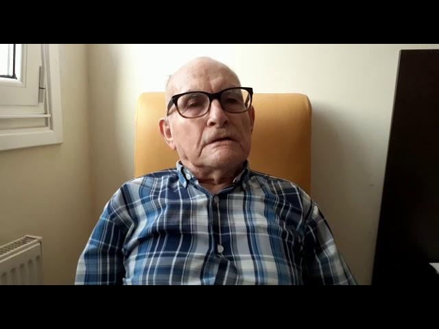 Te presentamos a Julián, uno de los residentes de Otxartaga