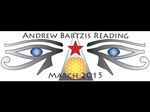 Family of RA: My Reading with Andrew Bartzis, the Galactic Historian March 2015