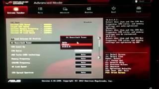 Overclock em CPU AMD, passo a passo.