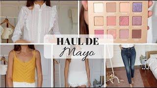 HAUL DE MAYO | STRADIVARIUS NABLA GHD - Marilyn's Closet