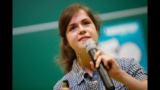 Thora Schubert - Science Slam am 07.06.2018 in Kassel