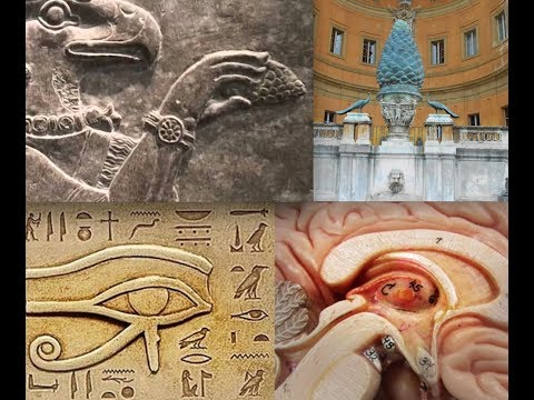 Vatican Forbidden, Cult of Saturn Connection - Eye of Horus is Pineal Gland, Serpent is DNA