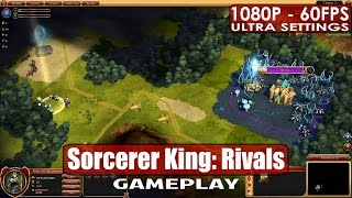Sorcerer King: Rivals gameplay PC HD [1080p/60fps] - Recommended Game