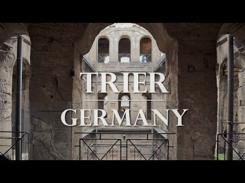 Trier Germany in a Day