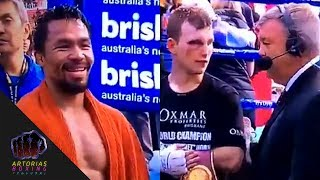 Teddy Atlas Gives Zero F*cks (Pacquiao was Robbed Against Jeff Horn)