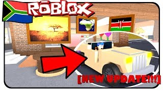 JEEP, DECORATIONS, and MORE 🚨NEW UPDATE🚨 - Roblox Restaurant Tycoon