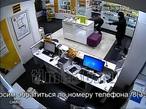 Разбойное нападение на офис по продаже телефонов в Орске Time56 Ru