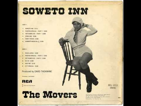 The Movers - Soweto Inn from Volume 2