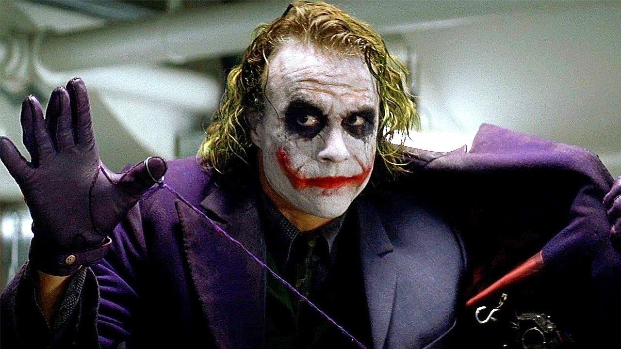 Joker's Pencil Trick Scene - The Dark Knight (2008) Movie CLIP HD - YouTube