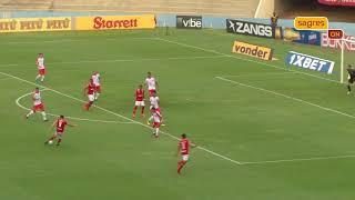 Em partida válida pelo Campeonato Brasileiro da Série B, 31ª rodada...