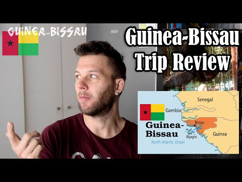 GUINEA BISSAU: Travel Advice about this unique country in West Africa
