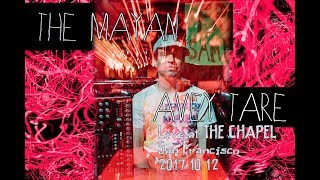 The Mayan - Avey Tare (Live @ The Chapel 12/10/2017)
