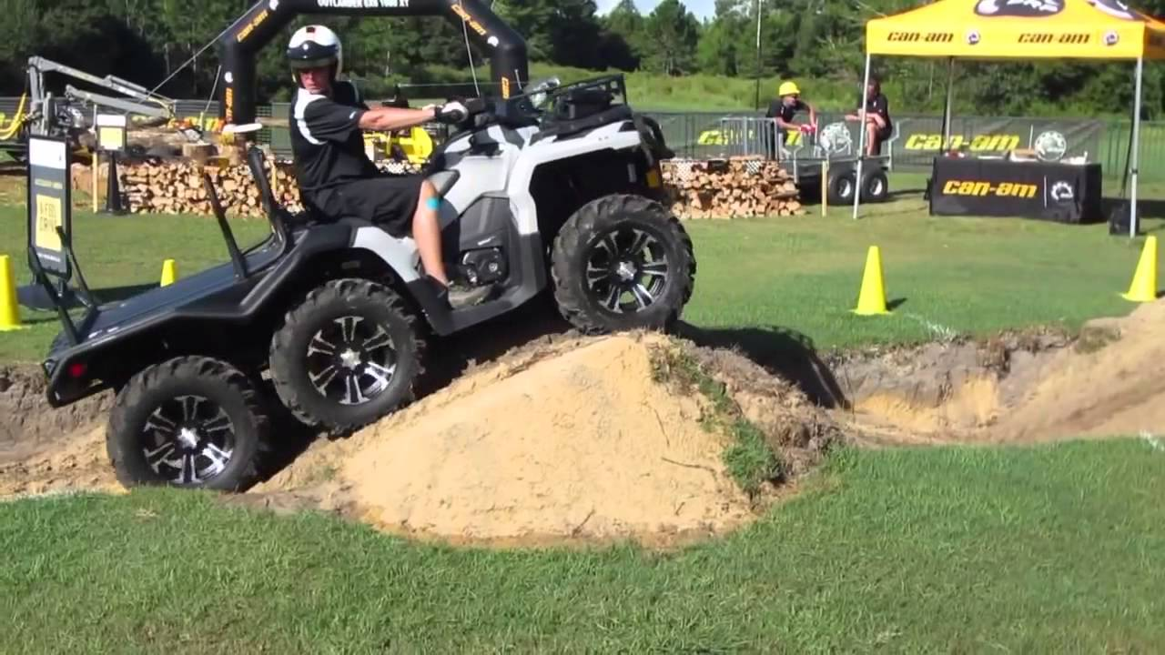 Can Am Outlander Max 2018 >> 2015 Can Am Outlander 1000 6x6 With Martin Motor Sports ...
