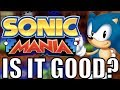 Sonic Mania Review - Is It Good? | 8-Bit Eric