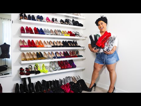 MY SHOE COLLECTION | PatrickStarrr thumbnail