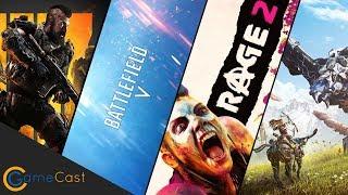 GameCast S01E12   Στα όπλα με Black Ops 4, Battlefield V και... Ντι Κάπριο!