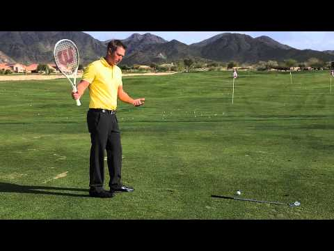Golf Tips Magazine: Hit A Forehand To Stop Coming Over The Top