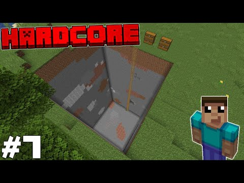Strip Mining & digging - Minecraft Hardcore Timelapse S2E7 from YouTube · Duration:  19 minutes 6 seconds