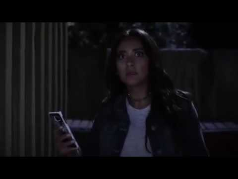 (1) Pretty Little Diaries [PLL/TVD] Emily calls Damon For Help