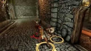 CDune Dragon Age Walkthrough - City Elf 4