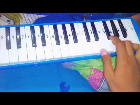 Lagu ayah dari seventen cover pianika