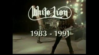 Gambar cover White Lion - Farewell To You (New Video)