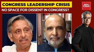 Congress Leadership Crisis: Mani Shankar Aiyar, Sanjay Jha Speak On CWC Meet With India Today