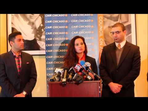 CAIR-Chicago Announces Federal Civil Rights Lawsuit Against