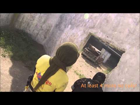 Airsoft Cheater EXPOSED! *With Ref Watching!* HSP 3/29/14