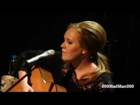 Adele - 06. Daydreamer - Full Paris Live Concert HD at La Cigale (4 Apr 2011)