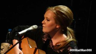 Adele - 06. Daydreamer - Full Paris Live Concert HD at La Cigale (4 Apr 2011)