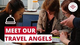 Japan Experience - Travel Angels in Tokyo and in Kyoto