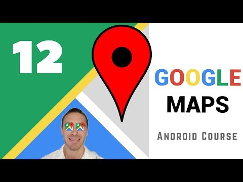 Google Maps Place Picker - [Android Google Maps Course