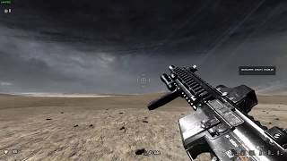 Serious Assault Rifle Reload - Demonstration