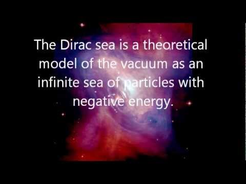 The Dirac Sea