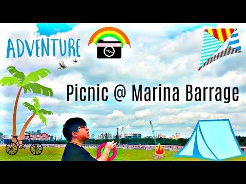 Picnic @ Marina Barrage - YouTube