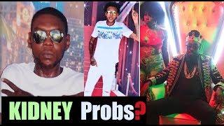 Vybz Kartel KIDNEY Problems? The Truth? | Beenie Man