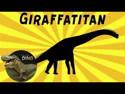 Giraffatitan: Dinosaur of the Day