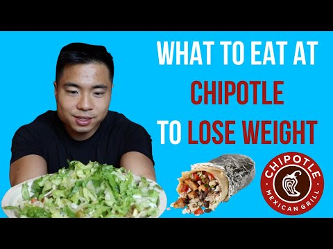 What to Eat at Chipotle to LOSE WEIGHT | Restaurant Diet Series | Episode 1